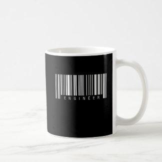 Engineer Barcode Coffee Mug