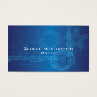 Engineer Business Business Card