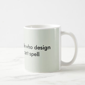 Engineer humility coffee mug