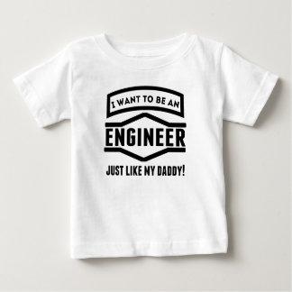 Engineer Just Like My Daddy T-shirt