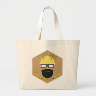 Engineer Life Large Tote Bag