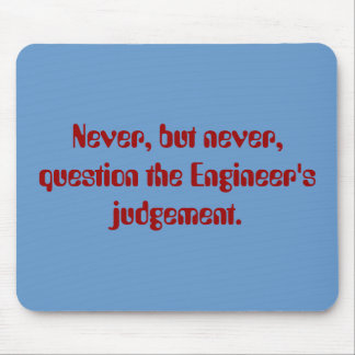 Engineer Mousepad