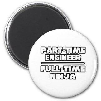 Engineer Ninja Magnets