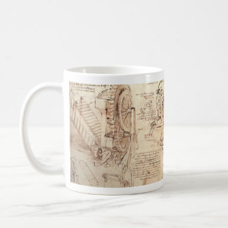 Engineer sees problem coffee mug