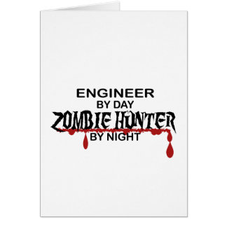 Engineer Zombie Hunter Card