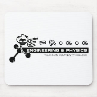 Engineering & Physics at MCC Mouse Pad
