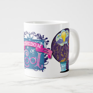 Engineering Princess Large Coffee Mug
