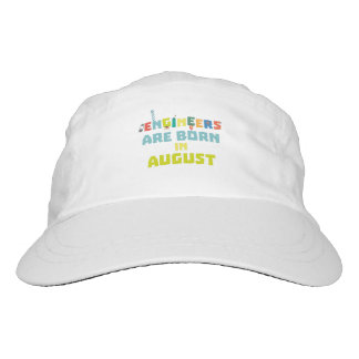 Engineers are born in August Z281z Hat
