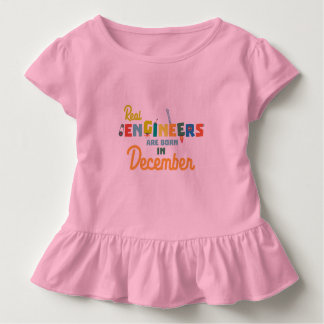 Engineers are born in December Z6r6a Toddler T-Shirt