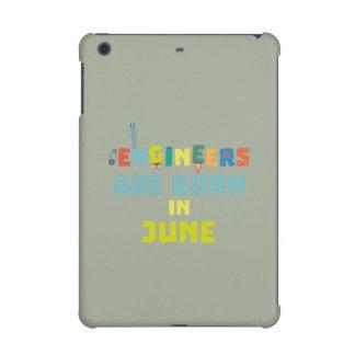 Engineers are born in June Zo3k7 iPad Mini Retina Cover