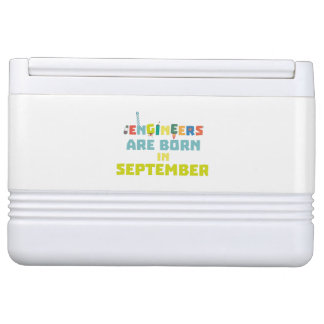 Engineers are born in September Z0ow6 Cooler