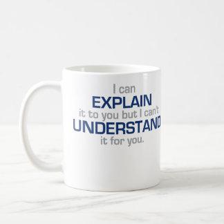 Engineer's Motto - Science Type Stuff Coffee Mug