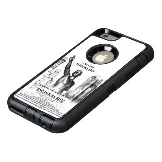 Engineers Rule OtterBox Defender iPhone Case