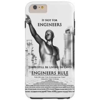 Engineers Rule Tough iPhone 6 Plus Case