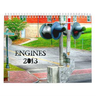 ENGINES 2013 CALENDAR