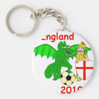England 2010 key ring