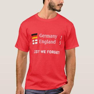 England 5 Germany 1 T-shirt
