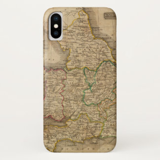 England and Wales 4 iPhone X Case