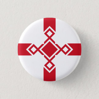 England Badge - Anglo-Saxon Rune Cross