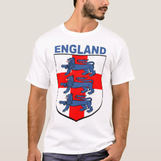 ENGLAND Badge T-Shirt