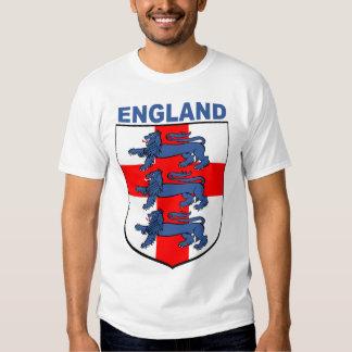 ENGLAND Badge T Shirts