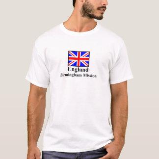 England Birmingham Mission T-Shirt