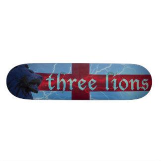 England Board 18.1 Cm Old School Skateboard Deck