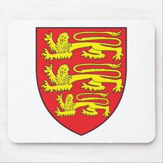 England Coat of Arms Mousepad