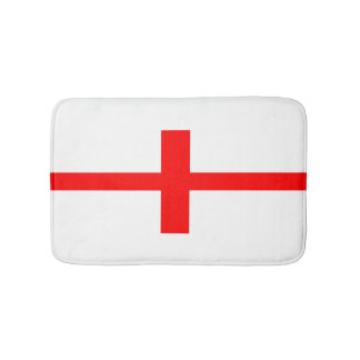 england country flag long symbol english name text bath mat