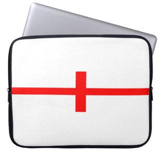 england country flag long symbol english name text computer sleeves
