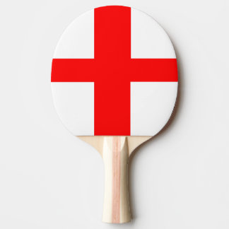 england country flag long symbol english name text ping pong paddle