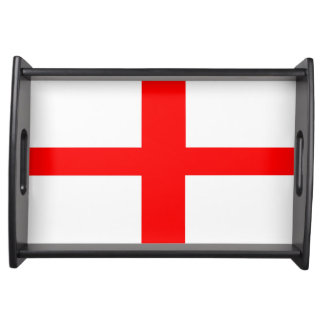 england country flag long symbol english name text serving tray