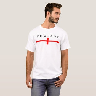 england country flag long symbol T-Shirt