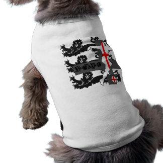 ENGLAND DOG VEST SHIRT