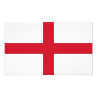 England – English National Flag Art Photo