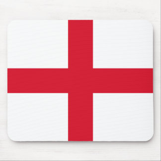 England Flag Cross of St George Mouse Pad