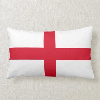 England Flag Throw Pillows