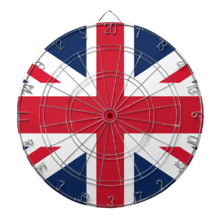 England flag dartboard