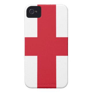 England flag design iPhone 4 cases
