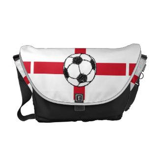 England Flag | Football Ball Courier Bags