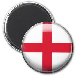 England Flag Magnet
