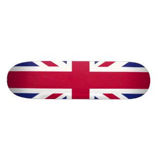 England Flag Skate Board Decks