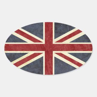 England Flag Stickers