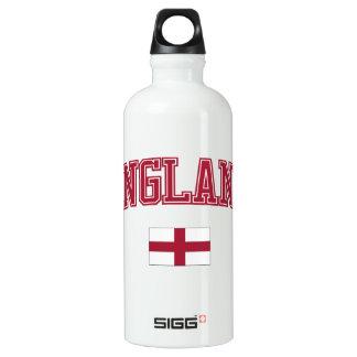 England + Flag Water Bottle