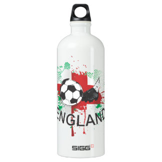 England football and soccer cleat design SIGG traveller 1.0L water bottle