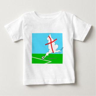 England Football England Kicks For Goal! Baby T-Shirt