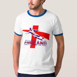 England Football Soccer #5 Tshirts