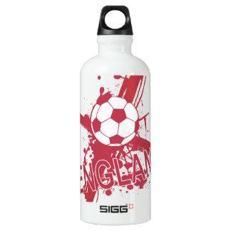 England football soccer european SIGG traveller 0.6L water bottle