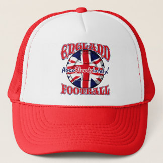 England Football Union Jack Gear Trucker Hat