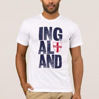 England Ingaland White T-Shirt